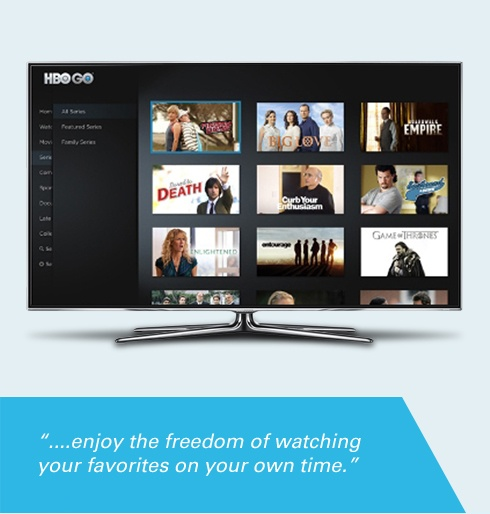 HBO GO - Know Your Apps | Samsung