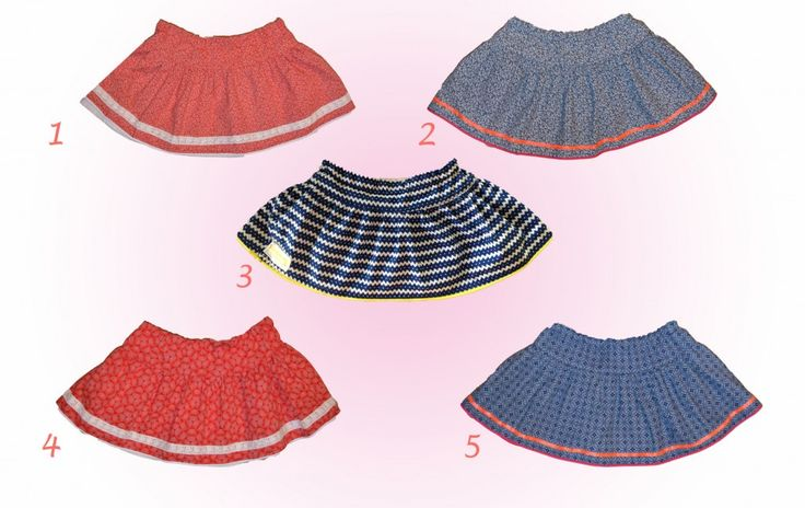 Five skirts, five funky Shweshwe designs. Order online www.cowgirlzzz.com