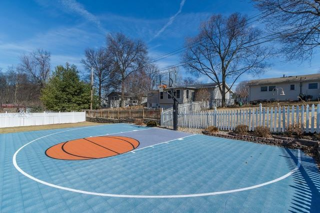 Pin On Projects To Try, Outdoor Basketball Court Paint Ideas