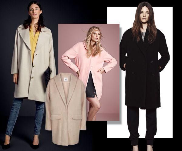 Big, Bigger, Biggest!  Heb jij ook een 'soft spot' voor alles wat heerlijk zit? Dan wil je vast zo'n heerlijke 'big coat!' Het maakt niet uit in welke kleur of materiaal, het model máákt je outfit! Een jas om in te wonen; kom maar op met die kou!