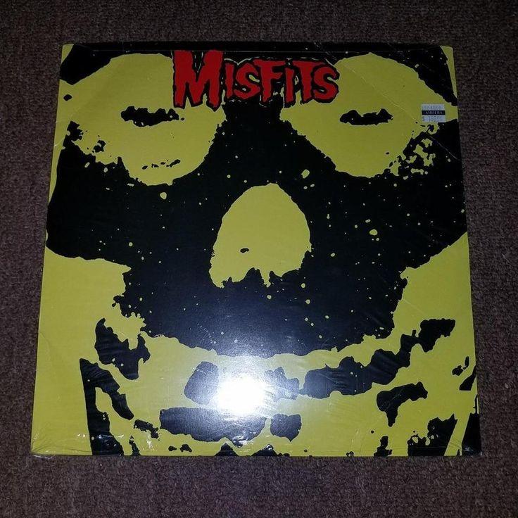 Misfit Album Plan 9 SEALED PL9-09 1988 Caroline Records Album LP Vinyl