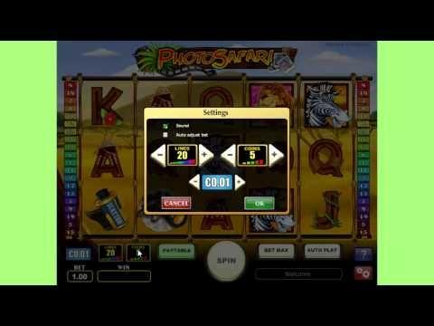 Play Photo Safari Slots and even more free no deposit slots games @ Robin Hood Bingo - http://www.robinhoodbingo.com/skin/bingo-side-games/bingo-slots.php