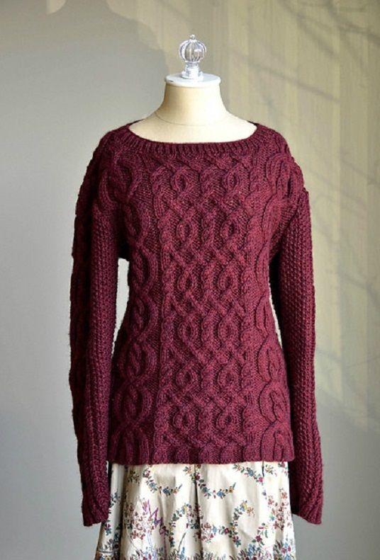 Пуловер Valentina