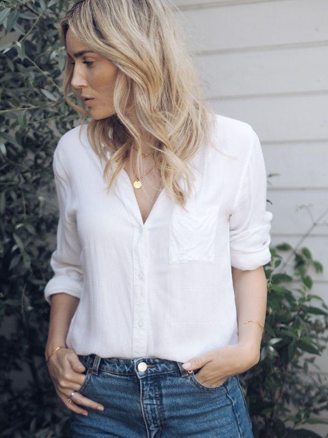 Best 25  Plain white shirt ideas only on Pinterest | White tees ...