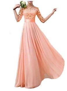 All Sizes Floor-Length Winter Scoop Zipper-up Pink Natural Sheath/Column Dress