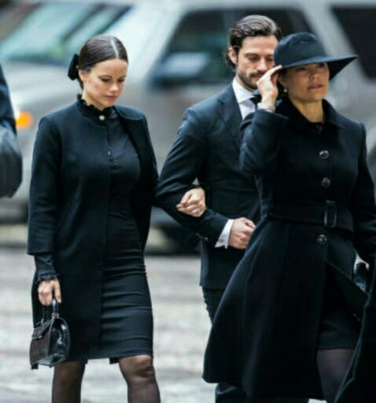 The Swedish Royal Family, King Carl Gustaf, Queen Silvia, Crown Princess Victoria, Prince Daniel, Prince Carl Philip and Princess Sofia attend an official ceremony and a minute of silence to commemorate the victims of Friday's terror attack on Drottninggatan. Four people died and fifteen were injured when a truck plunged into a crowd at a busy pedestrian street in the Swedish capital on April 7, 2017.