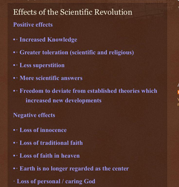 best scientific revolution images scientific effects