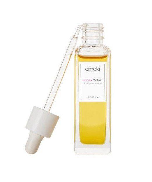 Japanese Tsubaki Anti-Aging Face Oil