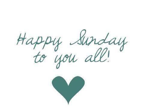 #happy #sunday