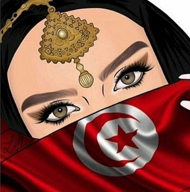 Girl Emoji Hijab Girl Emoji En 2020 Fille Tunisienne Tunisie Fond D Ecran Telephone