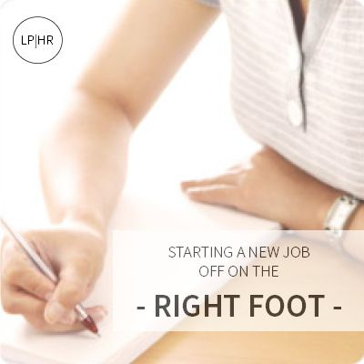 #Simple #Steps for #Starting off a #New #Job on the Right Foot // via  http://bit.ly/1bf2K28 #professional #careeradvice