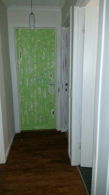 My green door