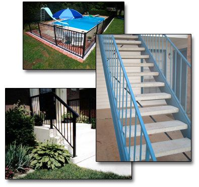 Best Concrete Stair Treads Dallas Precast Steps Texas 400 x 300