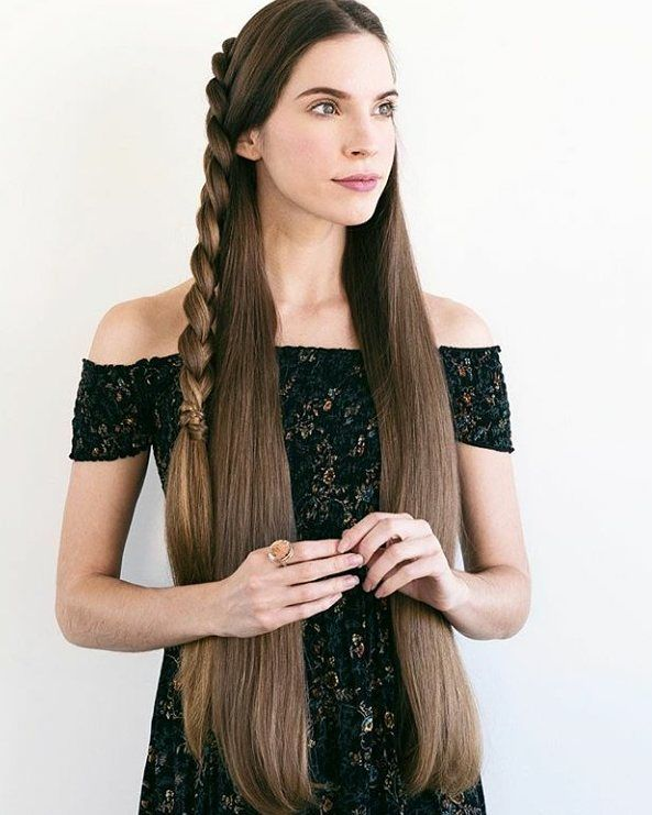 So beautiful. @holistichabits . . . . . . #longhair #verylonghair #waves #sexyhair #hair #hairinspo #hairstyles #haircut #healthyhair #hairideas #repunzel #repunzelhair #brown #brownhair #braid #thickhair #holistic