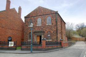 Chapel - Black Country Living Museum Collection