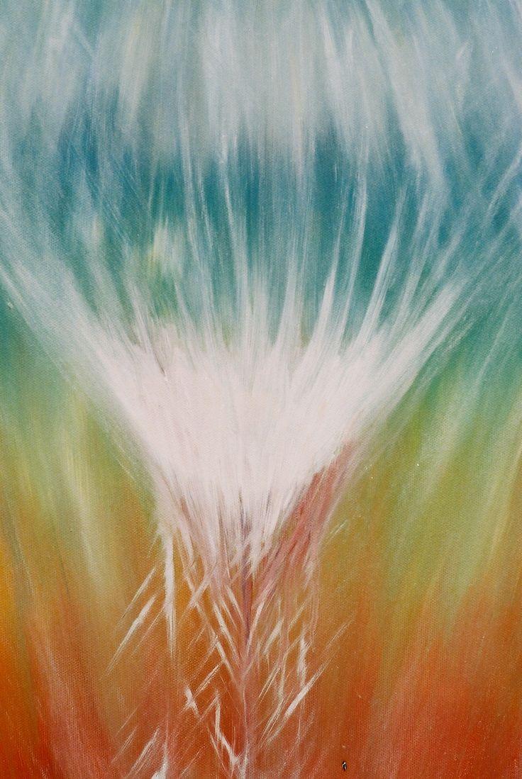 Chakra energy colour and balance