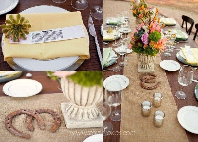 Chic Western Theme Wedding Shoot {Guest Feature} — Celebrations at Home