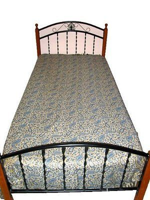 BOHEMIAN-CASHMERE-PASHMINA-DESIGNER-BEDSPREADS-BEDDING-BED-COVER-TWIN-SIZE  http://stores.ebay.com/mogulgallery