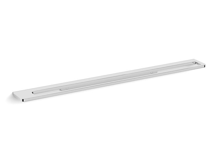 Milli Glance 750mm Single Towel Rail. 450, 650mm also available. Reece $279.99 inc gst