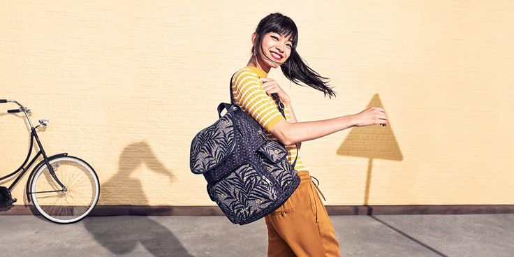Check out the new collection of handbags from hand bags, shoulder bags and backpacks to complete your ensemble with panache. You can now avail free drinking bottle with school bag purchase of over £89.  http://www.voucherish.co.uk/stores/kipling/
