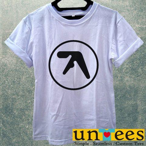 Low Price Women's Adult T-Shirt - Aphex Twin Logo design – untees