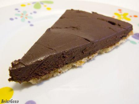 Tarta #chocolate #raw #crudivegano #vegano