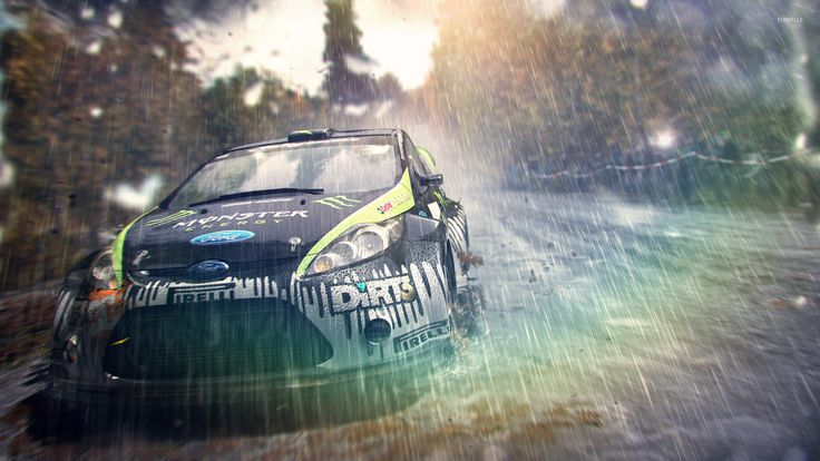 DiRT Rally Road Book  Blog DiRT Rally The official