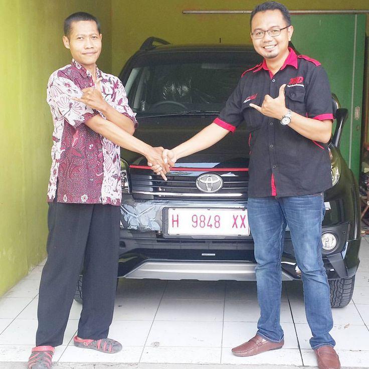 Terima kasih atas kepercayaan Keluarga Bapak Mahfuri yang telah melakukan pembelian 1 unit Toyota Rush TRD Sportivo Ultimo melalui ToyotaSemarang.com Semoga berkah untuk keluarga…...