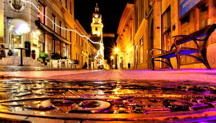 Pécs, Király utca <3