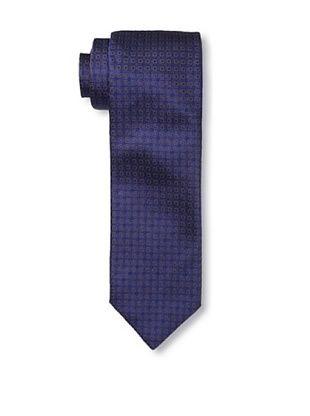 61% OFF Massimo Bizzocchi Men's Diamond Tie, Navy