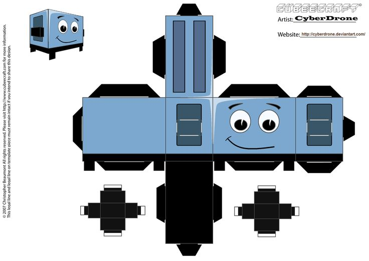 The Brave Little Toaster paper template by Cyber Drone.   http://cyberdrone.deviantart.com/art/Cubee-Brave-Little-Toaster-178266399