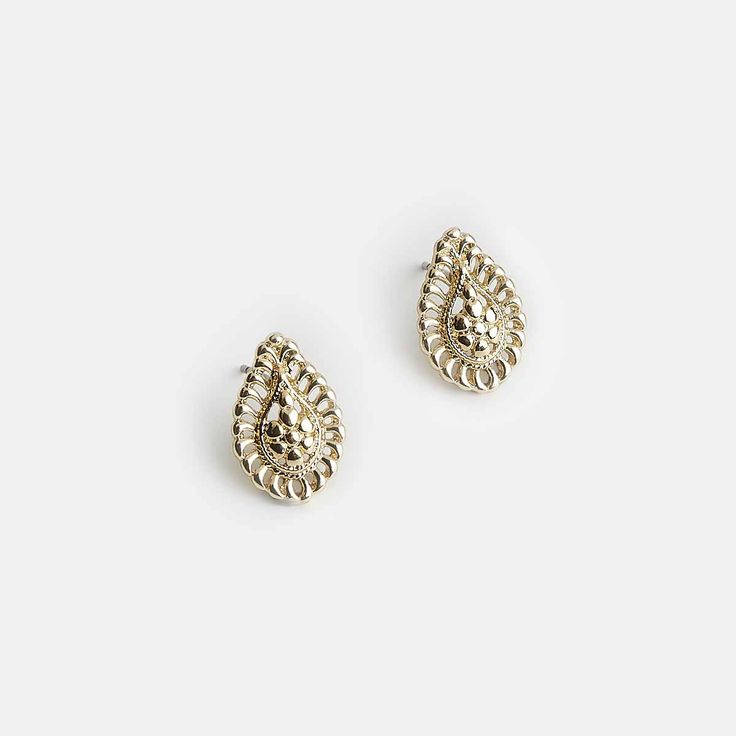 MOSAIC INCA STUD EARRINGS