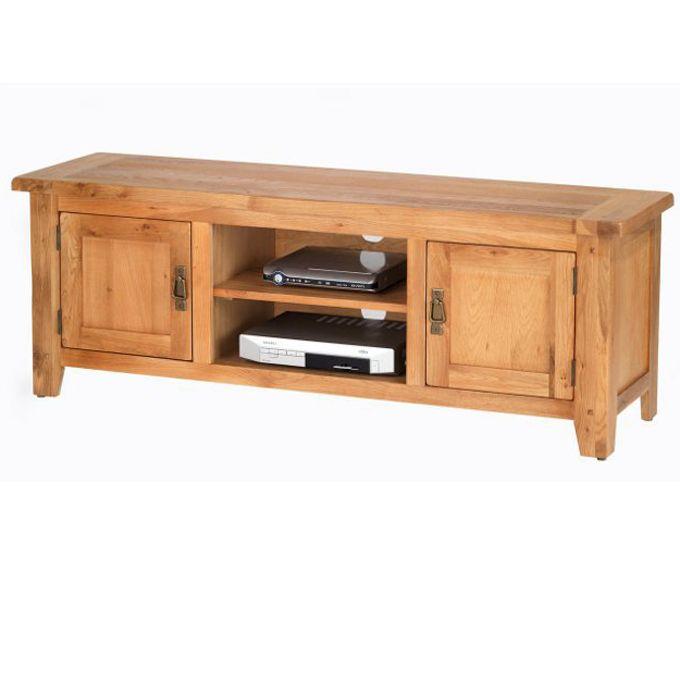 Cherbourg Oak TV Cabinet