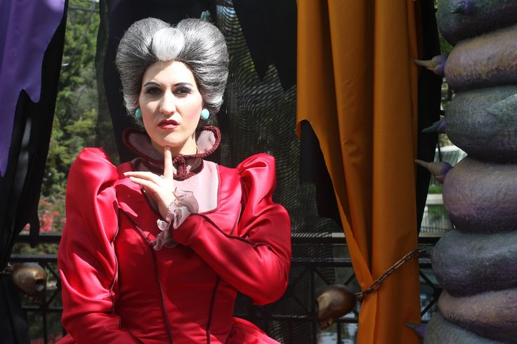 I underestimated Lady Tremaine. I've contacted Gus and Jaq and they're on their way to deliver a key to get her out of that god awful room. I can't believe she would be that evil.
