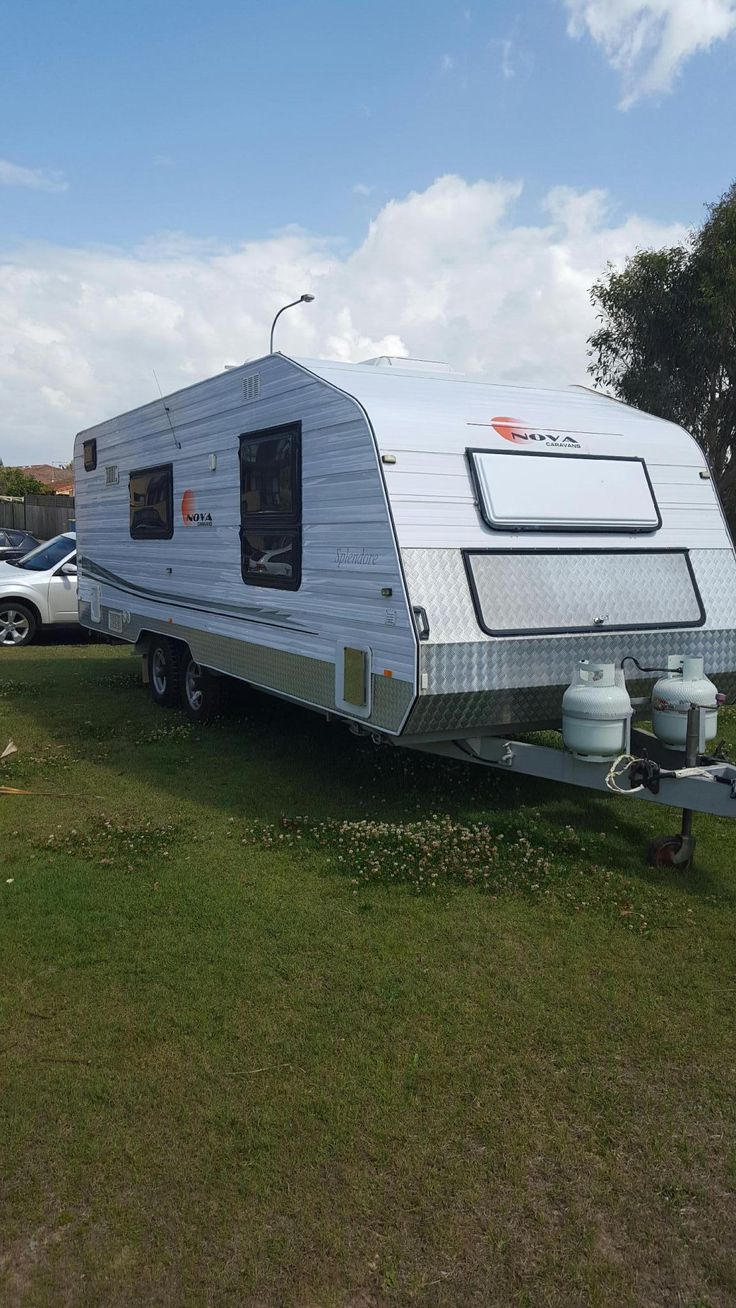 BALLINA CARAVAN HIRE 2007 Nova Splendore 21.60 7A (Ballina) - Caravan and Camping Hire AUS
