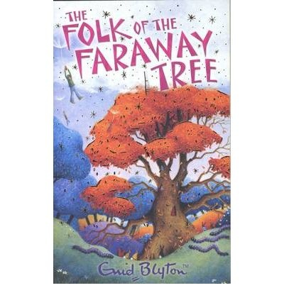 The Folk of the Faraway Tree (Paperback)