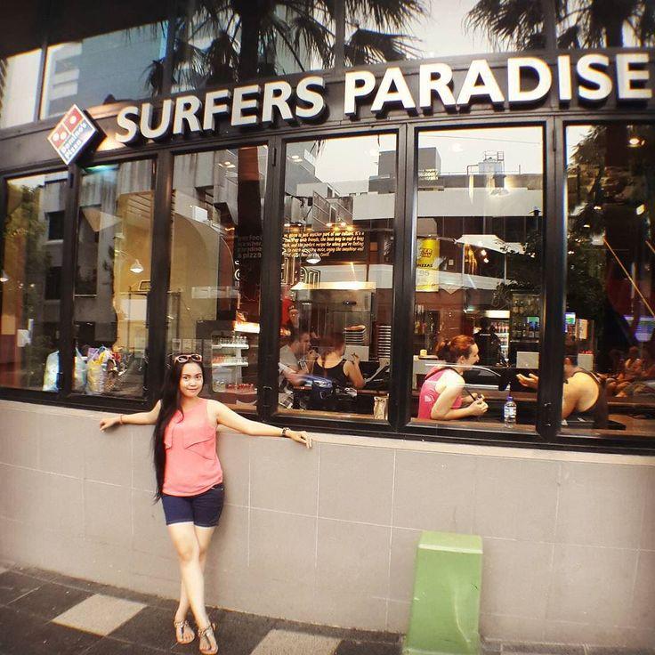 Domino's Pizza Surfers Paradise  #dominospizza #surfersparadise #surfersparadisebeach #goldcoast #queensland #australia #holiday #instagood #instaholidaypics by prettygelz http://ift.tt/1PI0tin