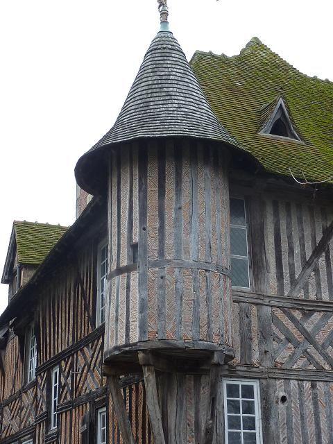 Normandy architecture.