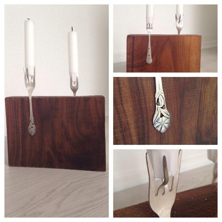 Lysestage / candlelight holder