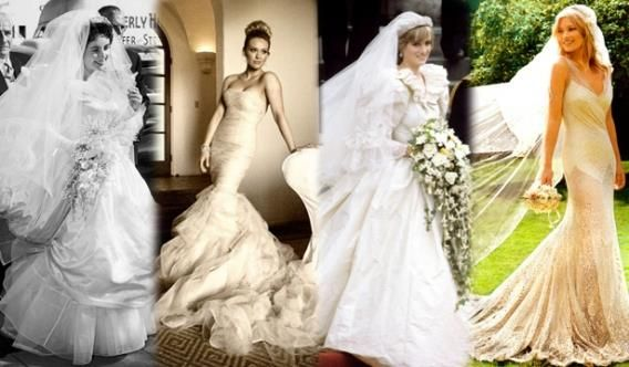 Хочу самое красивое свадебное платье