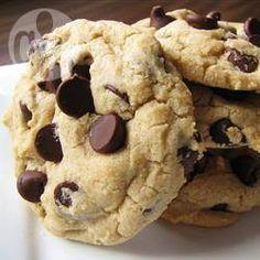 Fantastische Chocolate Chip Cookies, Schokoladenkekse, Kekse, Schokokekse…