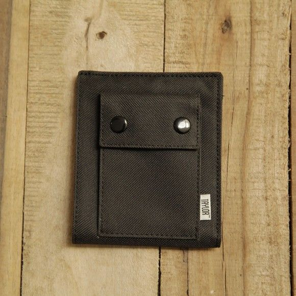 wallet 402 black $ 20.83. material: synthetic canvas. size: 10 x 12.5 cm. #wallet #canvaswallet #black #unisexwallet #menwallet