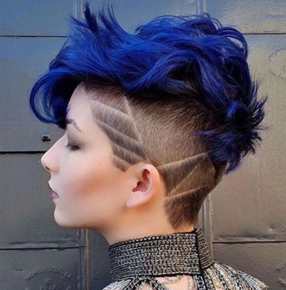 22 Trendy and Tasteful Two Tone Hairstyle You'll Love | PoPular Haircuts