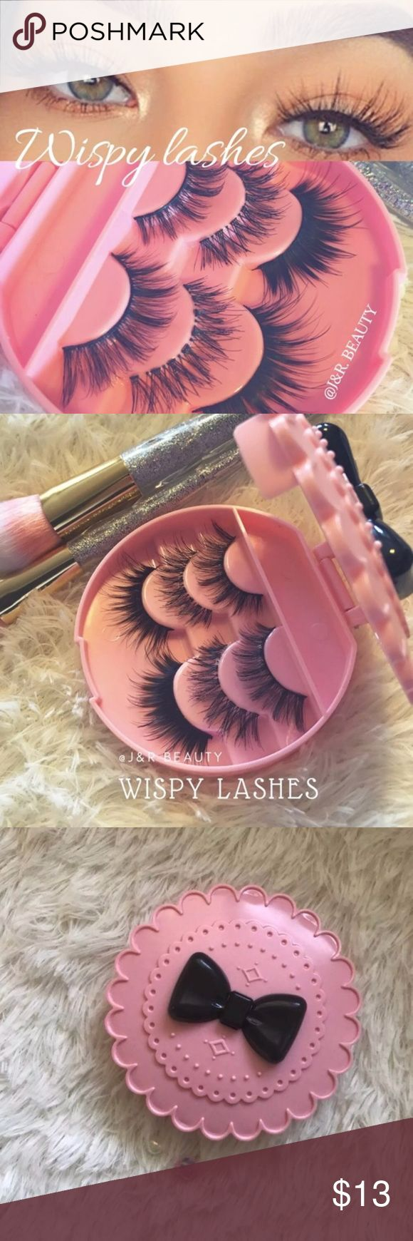 Eyelash case+ Eyelashes +$2 Add on eyelash Applicator  +$3 Add on eyelash glue Please message me if you want to add them.   ❌No Offers ✅ Bundle &  Save  # tags Iconic, mink, red cherry eyelashes, house of lashes, doll, kawaii, case, full, natural,  Koko, Ardell, wispies, Demi , makeup, Iconic, mink, red cherry eyelashes, house of lashes, doll, kawaii, case, full, natural,  Koko, Ardell, wispies, Demi , makeup, mascara, eyelash applicator, Mykonos Mink , Lashes , wispy ,eyelash case, mink