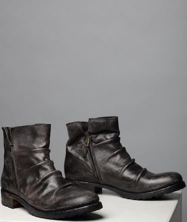 Genesio shows just the right amount of distress to look like a perfect  partner to your · Leather MenMen's ShoesBedsMenswearMen's Fashion FootwearMale ...