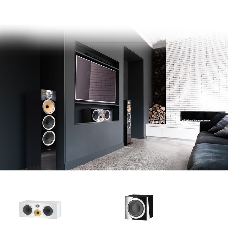 Bowers & Wilkins CM Series - Home Theatre