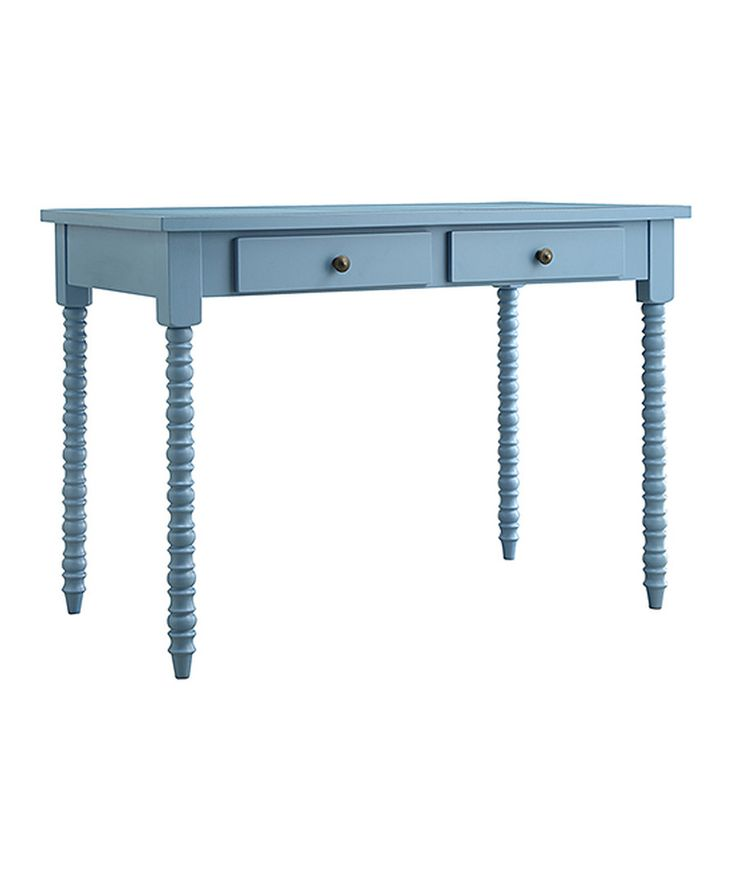 Look at this Blue Writing Desk on #zulily today!