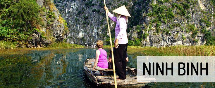 Trang An - Ninh Binh. #vietnam #cestovani #ninhbinh #trangan #tamcoc