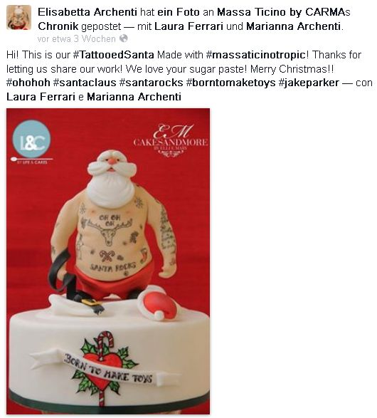 Santa Claus competition 2013 / No 2