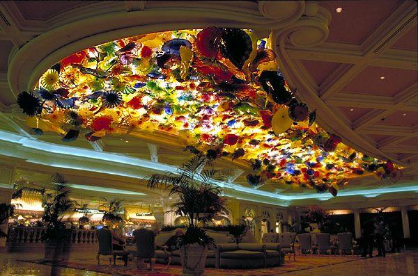Dale Chihuly Bellagio Hotel Las Vegas